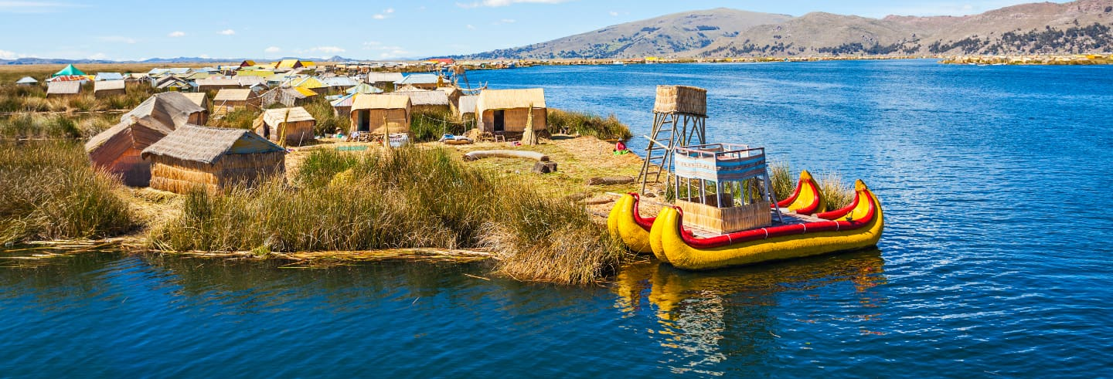 Tour de 2 dias pelo Lago Titicaca