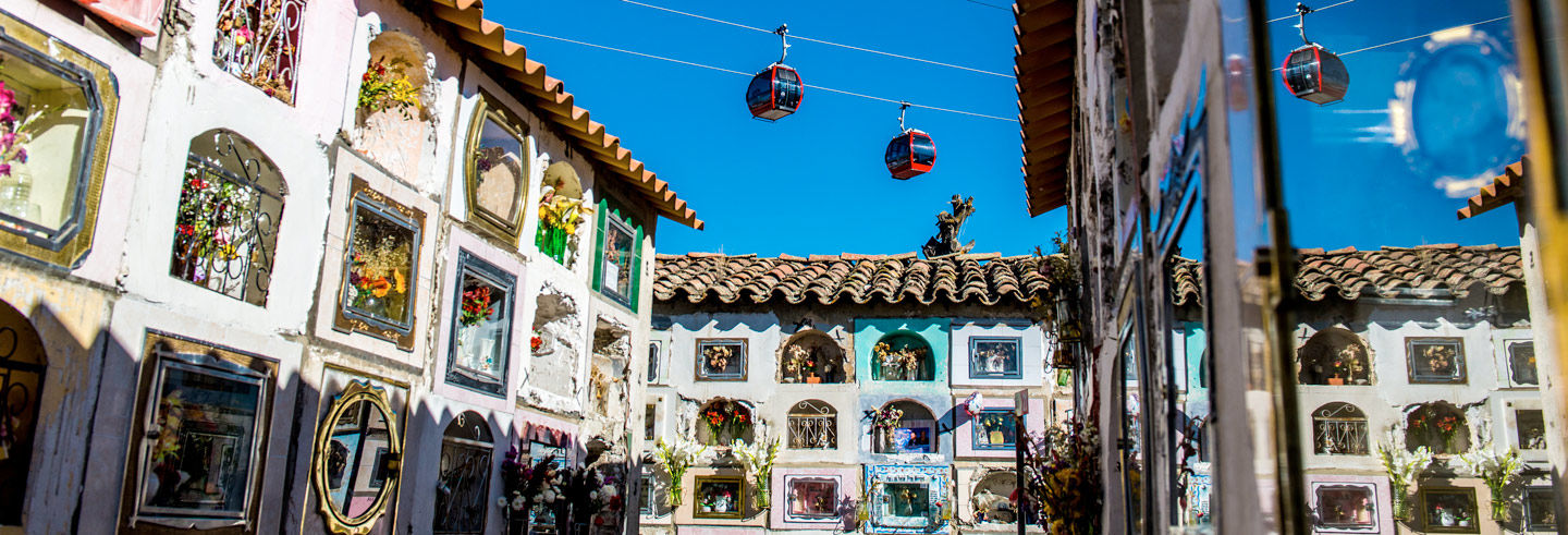 Visite des quartiers alternatifs de La Paz