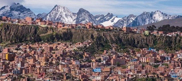 Tour de La Paz al completo con entradas