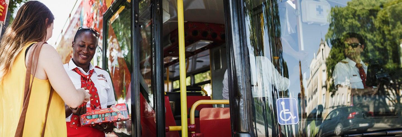 Autobús turístico de Sarajevo