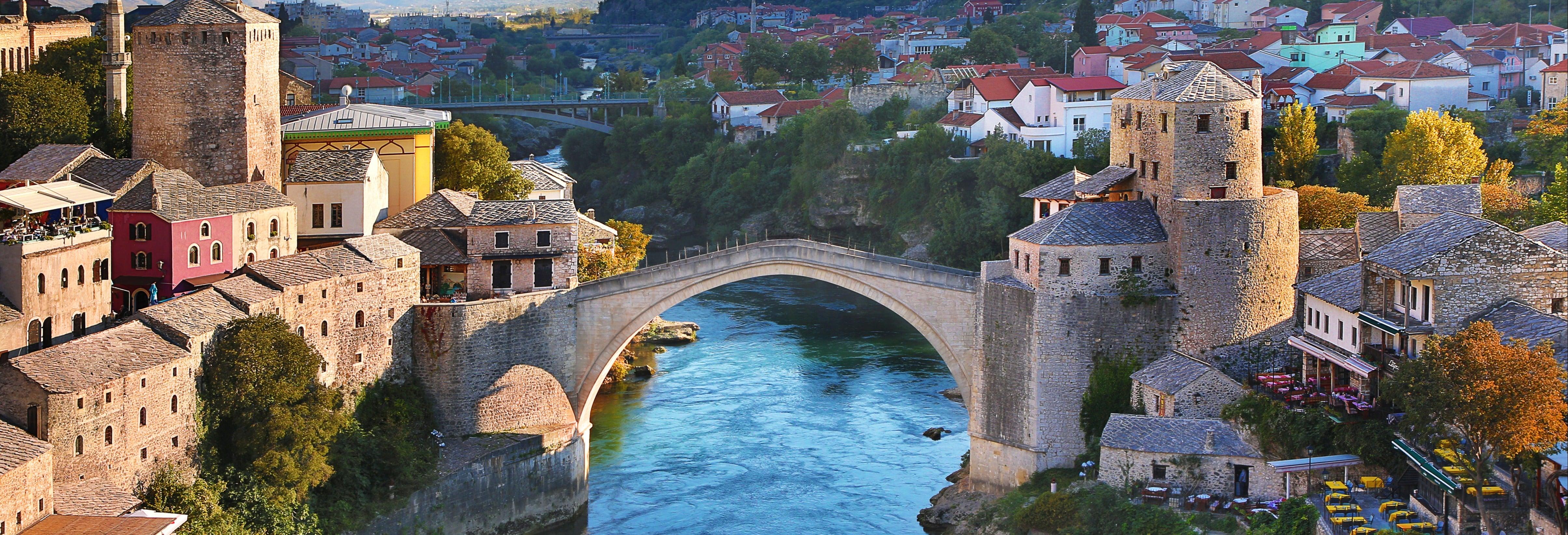 Excursión a Mostar y Medjugorje