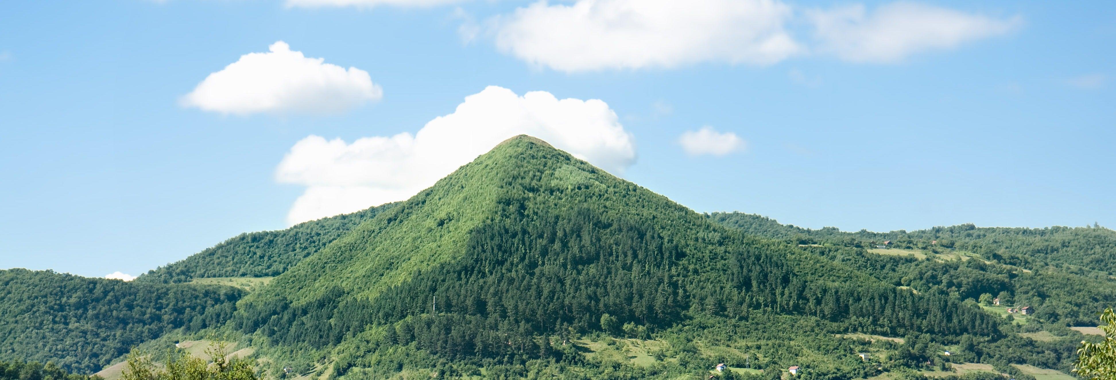 Excursión a las pirámides de Bosnia