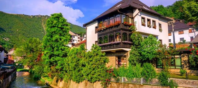 Excursión a Travnik y Jajce