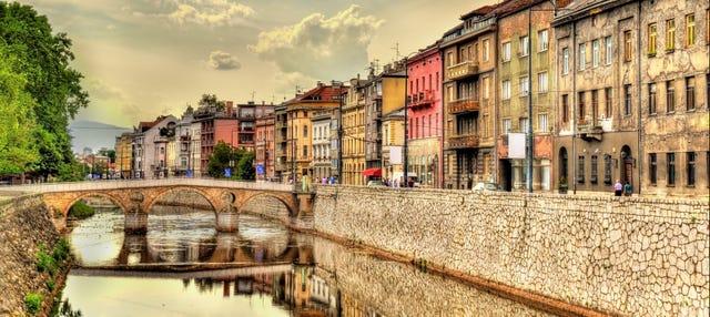 Tour panorámico por Sarajevo