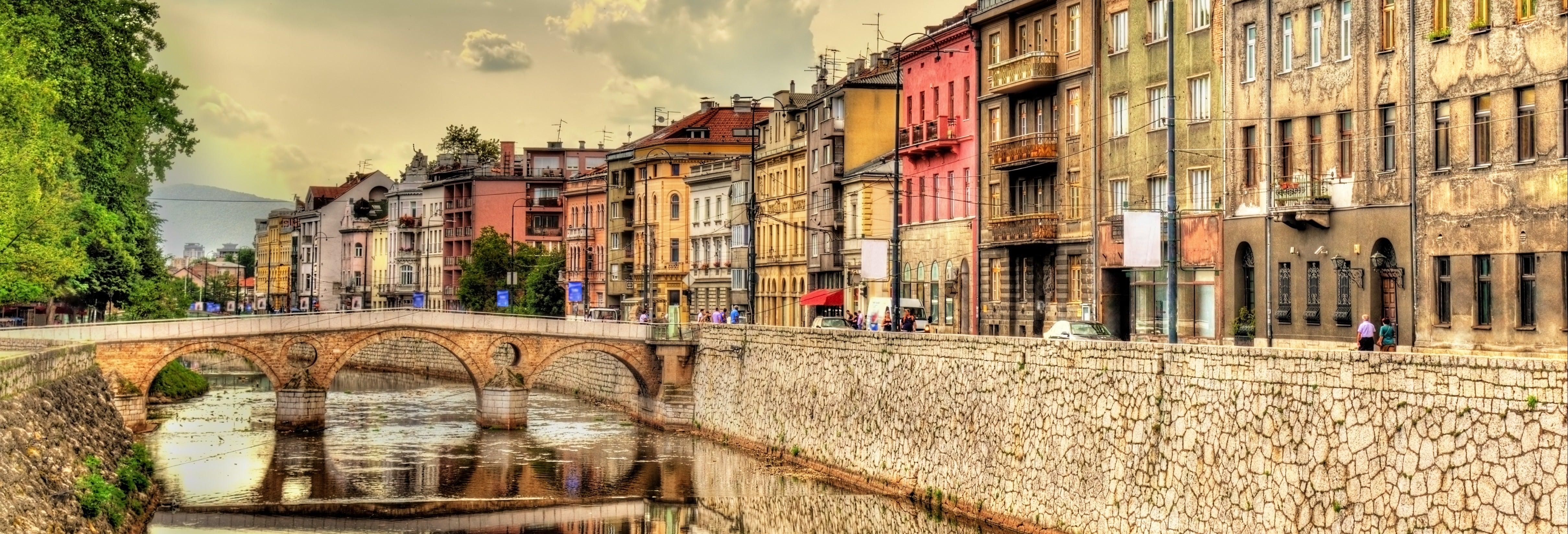 Visite panoramique dans Sarajevo