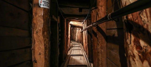 Tour por el Túnel de Sarajevo