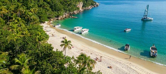 Excursión en barco a Ilha Grande