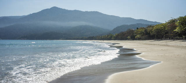 Excursión a la playa de Lopes Mendes
