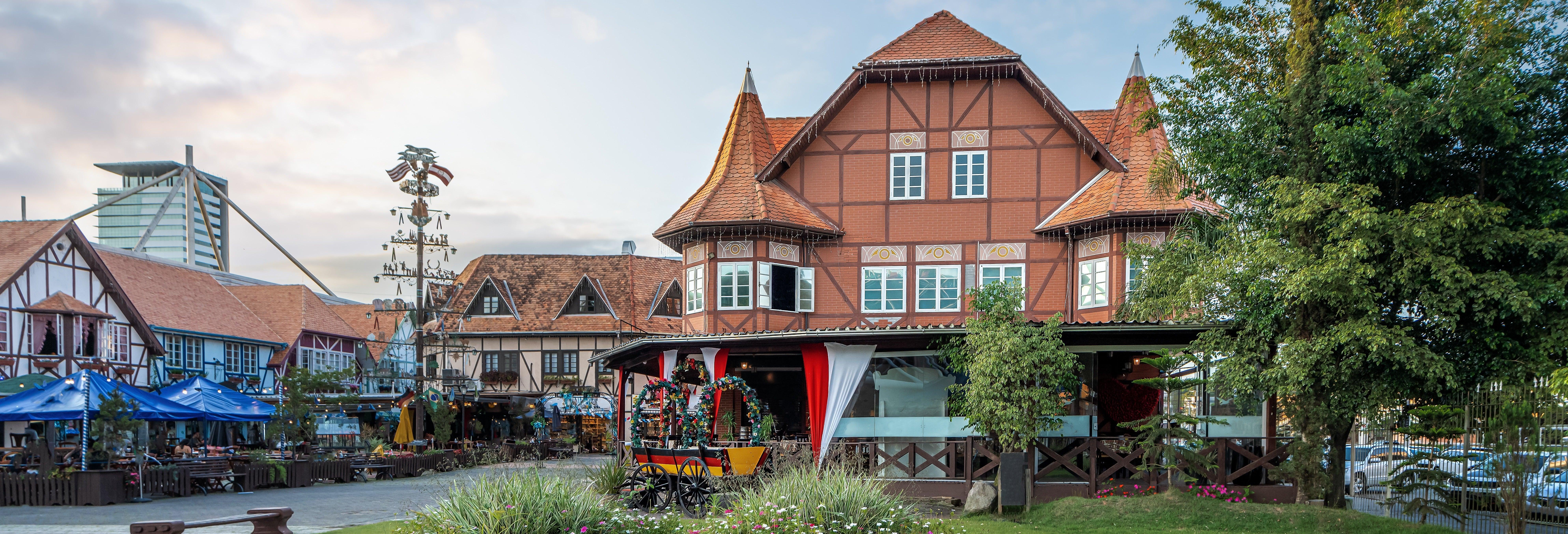 Excursión a Blumenau y Pomerode