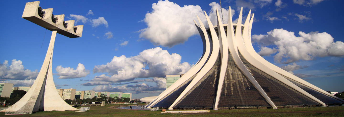Guided Tour of Brasilia