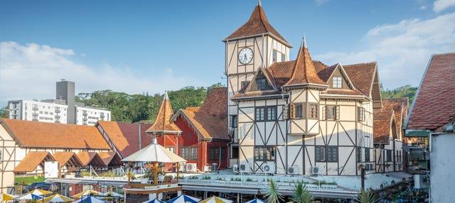 Excursión al Oktoberfest de Blumenau