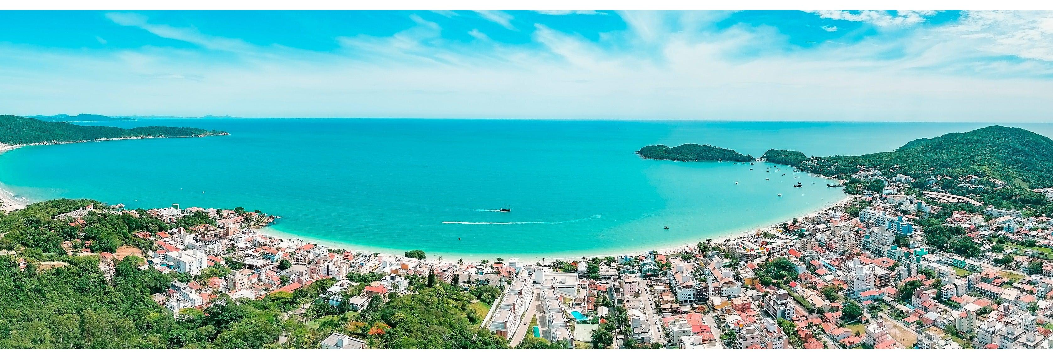 Excursión a las playas de Bombinhas