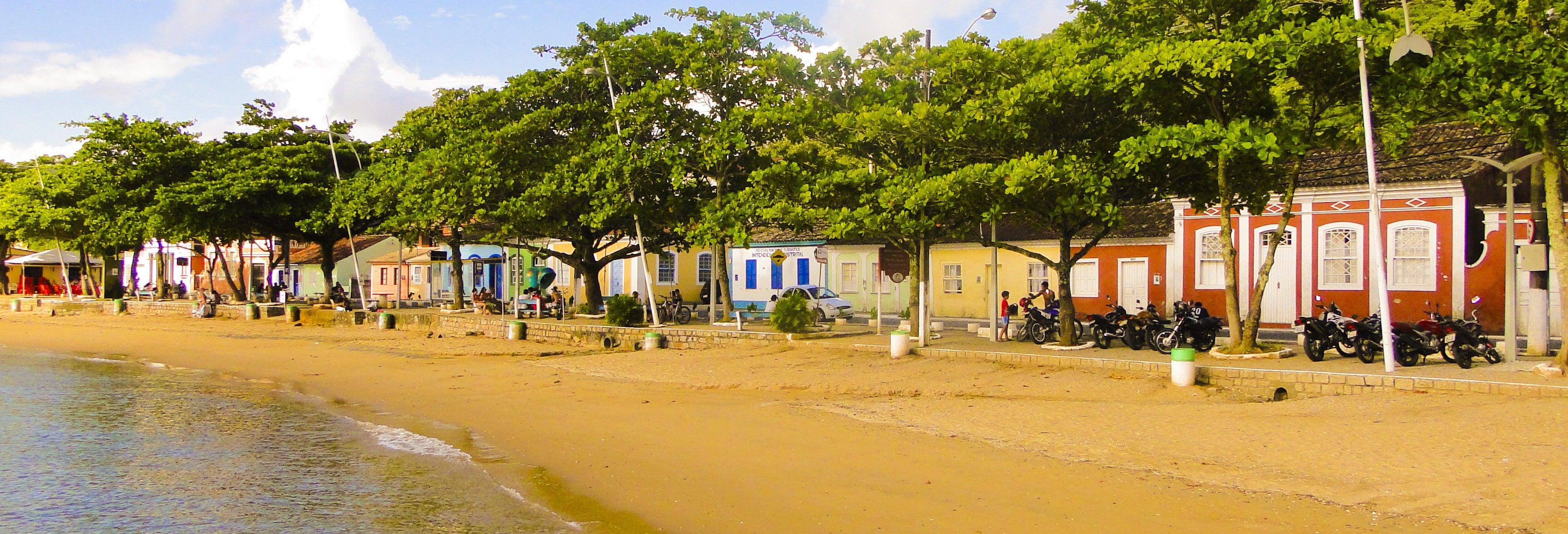 Tour por Ribeirão da Ilha