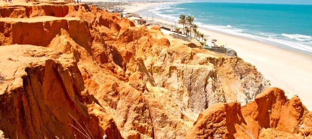 Excursão à praia de Morro Branco