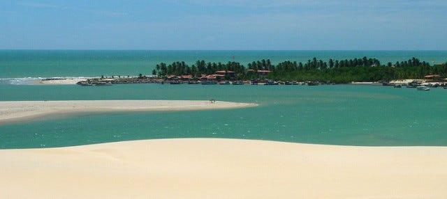 Excursión a las playas de Mundaú