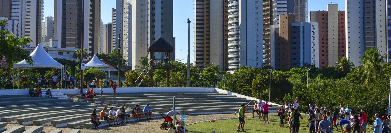 Tour panorâmico por Fortaleza