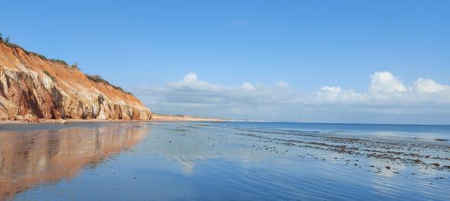 Tour pelas praias do Ceará