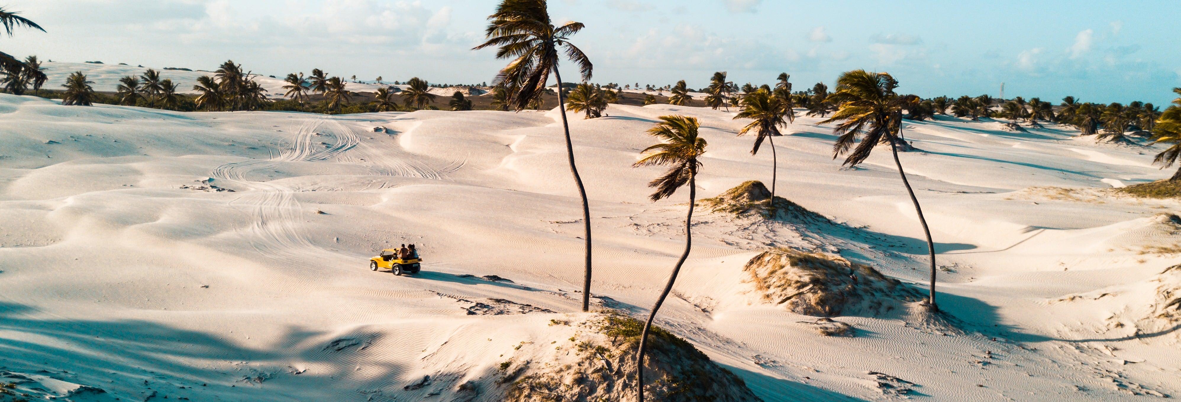 Tour del litorale ovest di Jericoacoara