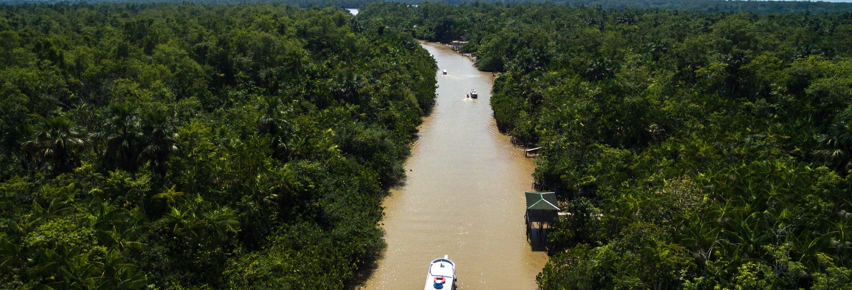 Crucero de 5 días por el río Amazonas