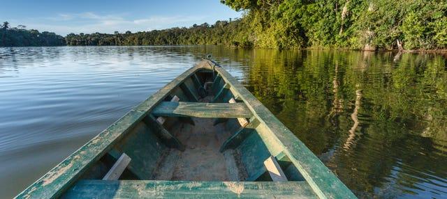 Tour por el río Amazonas