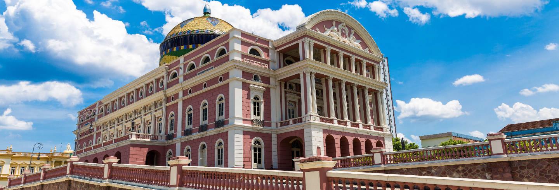 Visita guiada por el Teatro Amazonas
