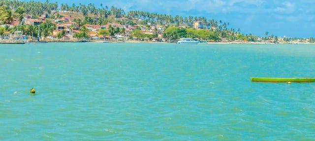 Excursión a Barra do Cunhaú