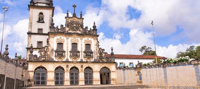 Excursión a João Pessoa