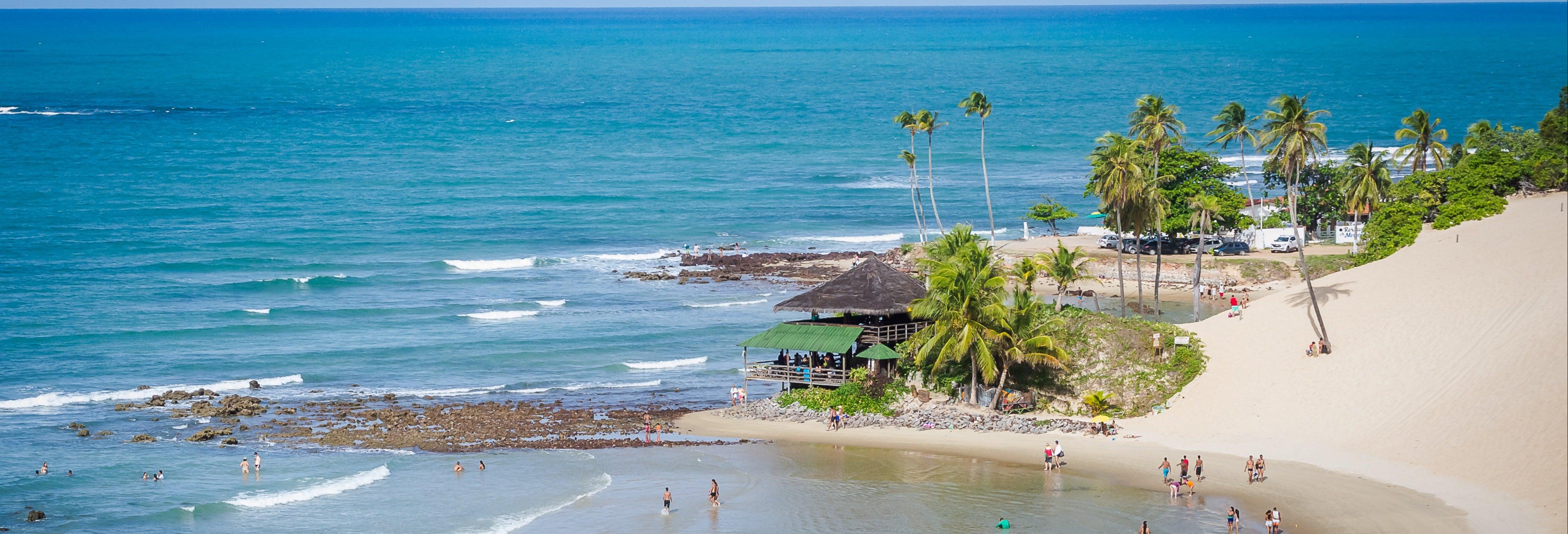 Snorkel en Maracajaú