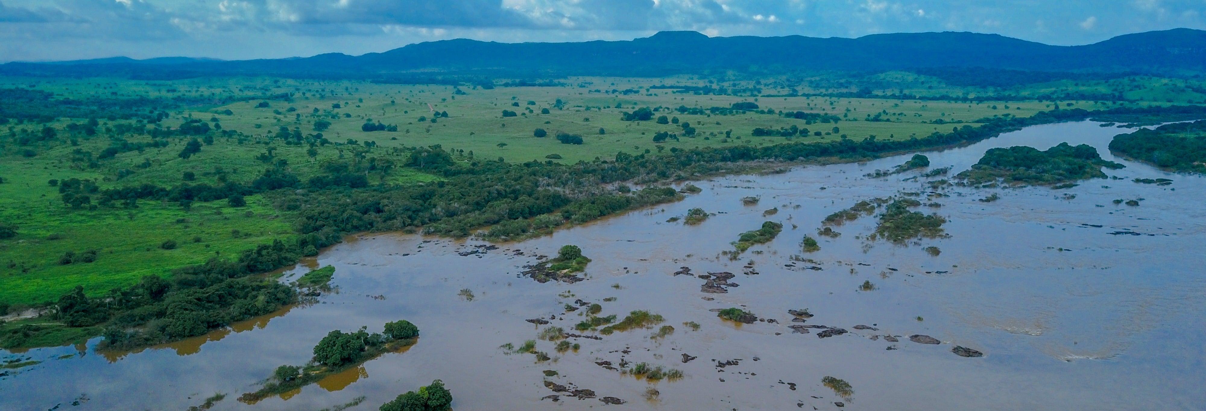 Isla del Bananal y Parque del Cantão en 5 días