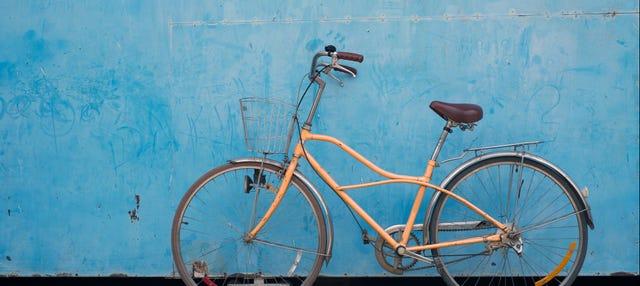Alquiler de bicicleta en Paraty