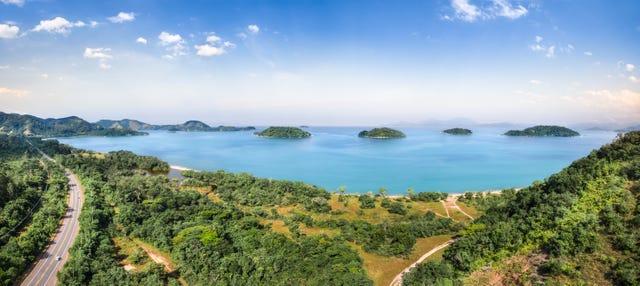 Excursión a las islas de Paraty