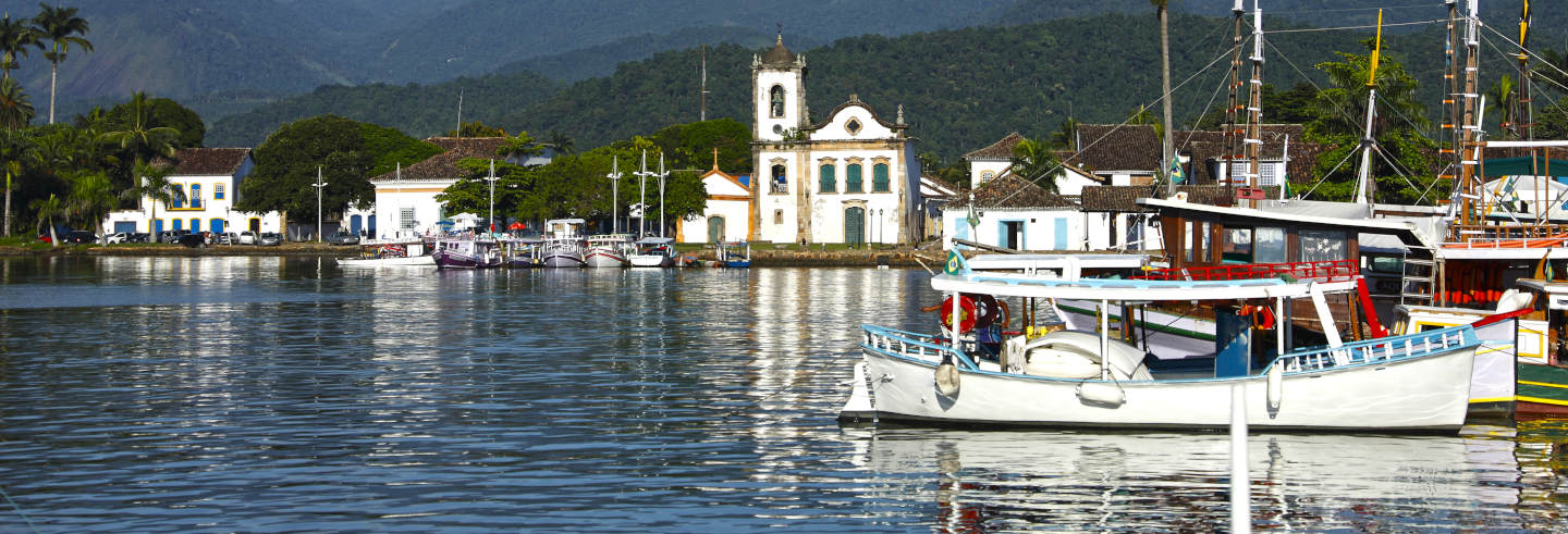 Tour privado por Paraty