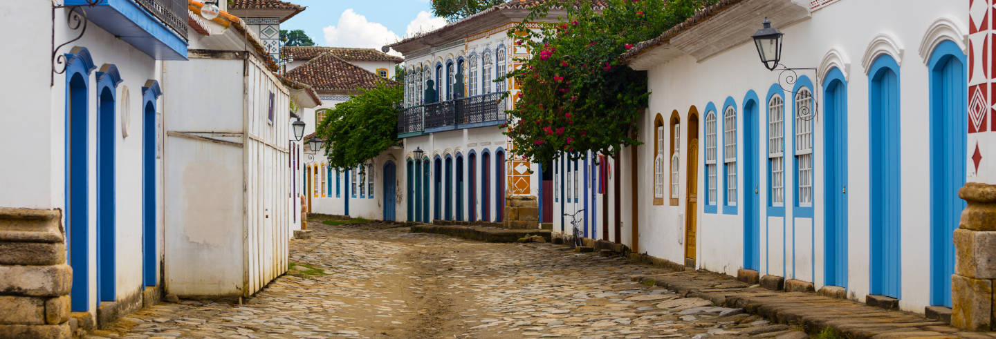 Guided Tour of Paraty