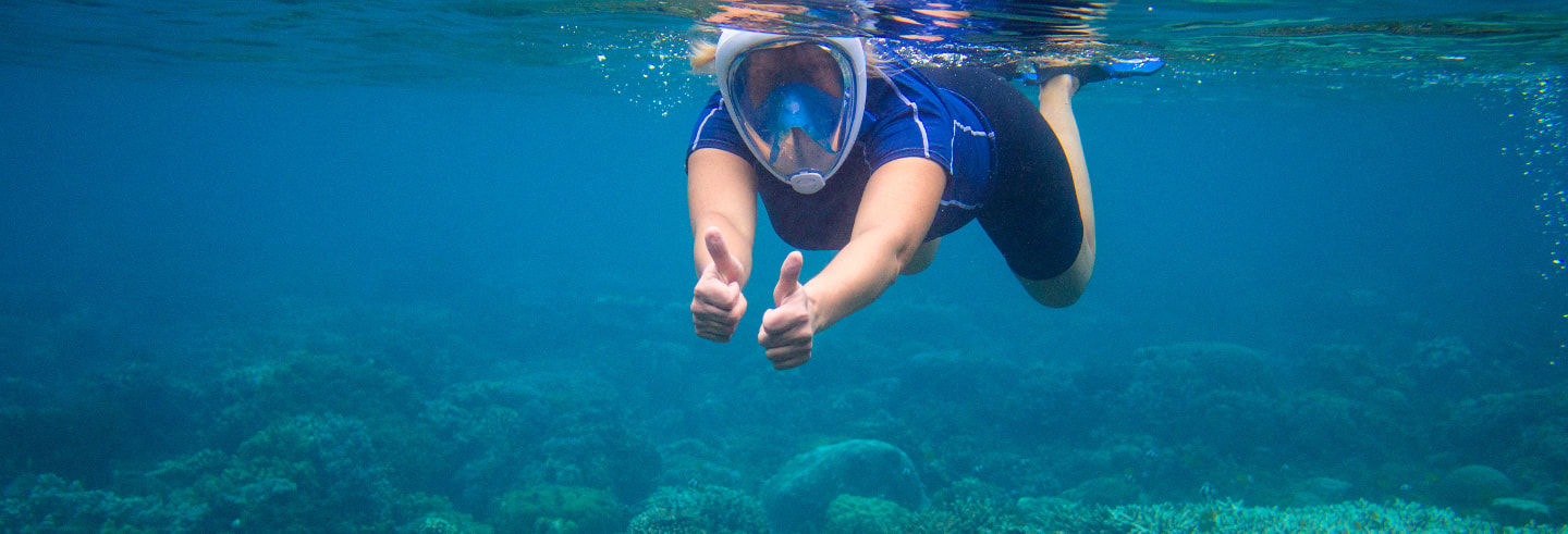 Snorkel na Praia do Forte