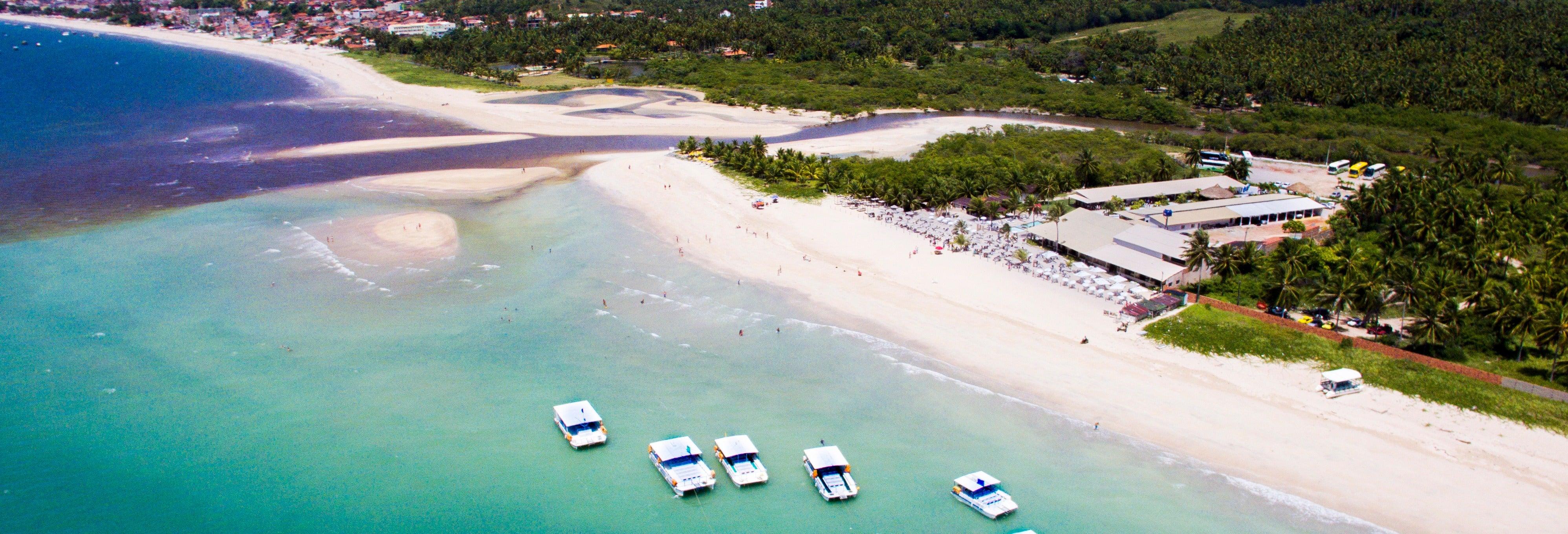 Excursão privada saindo de Recife
