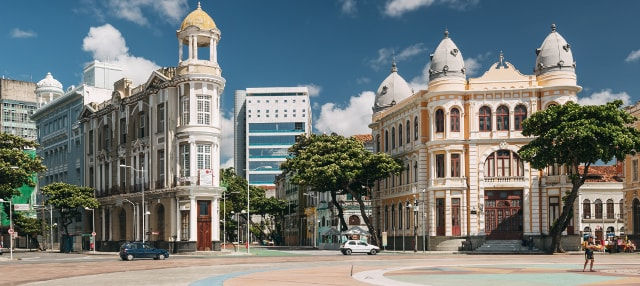 Tour por Recife y Olinda