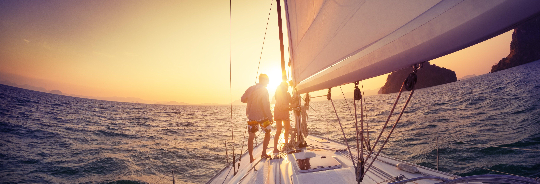 Paseo en barco al atardecer por Río