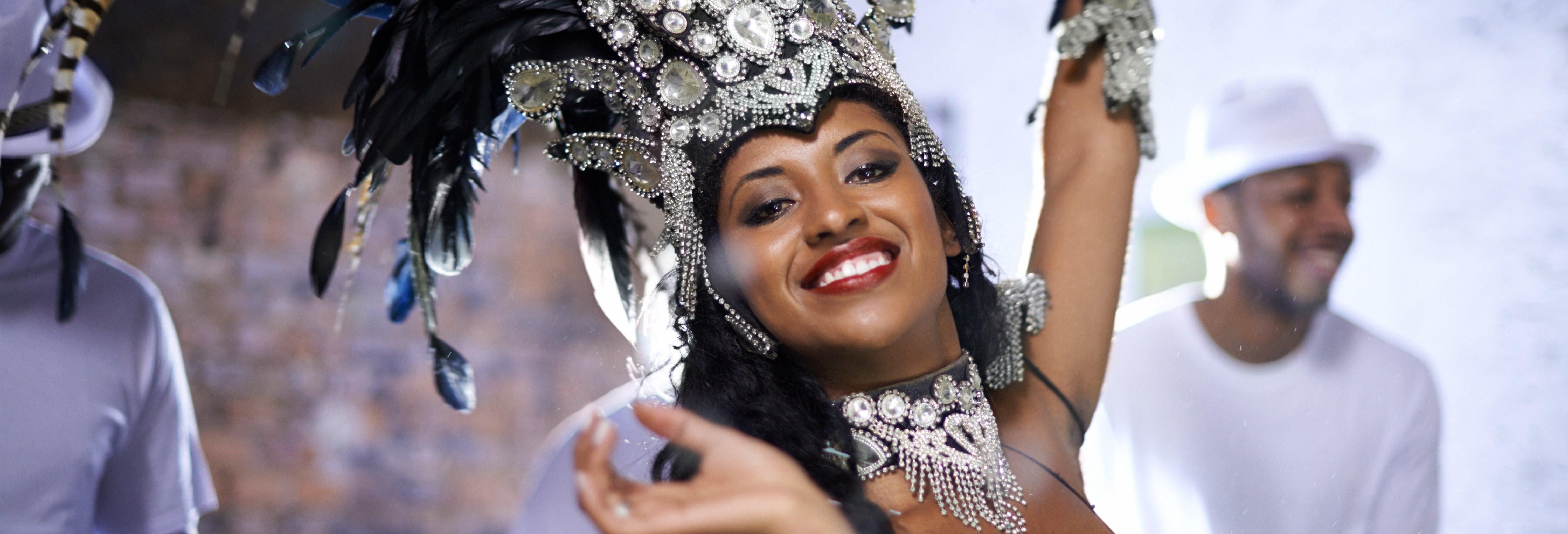 Défilé du carnaval de Rio de Janeiro