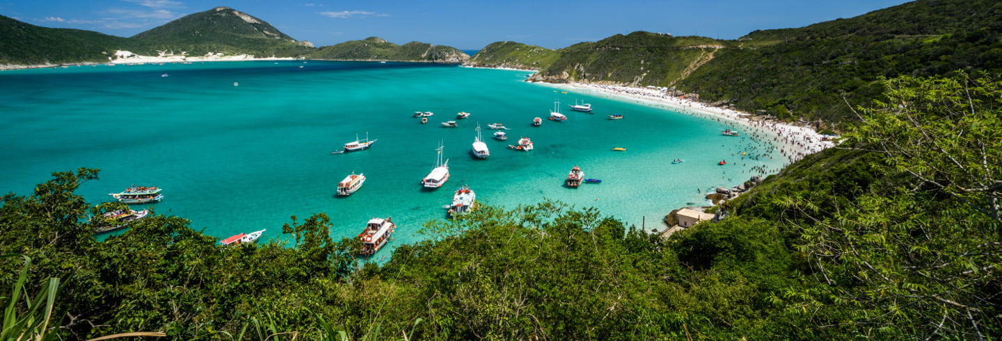Excursão a Arraial do Cabo