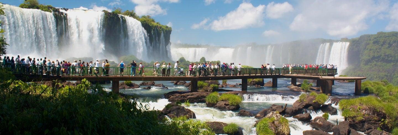 Excursión a las Cataratas de Iguazú en avión