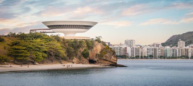 Excursión a Niteroi y ruta Niemeyer