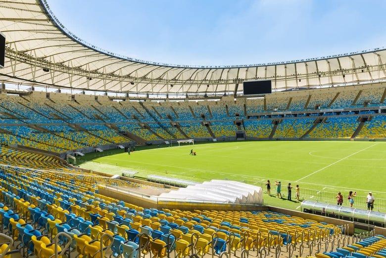 Resultado de imagen para estadio maracana