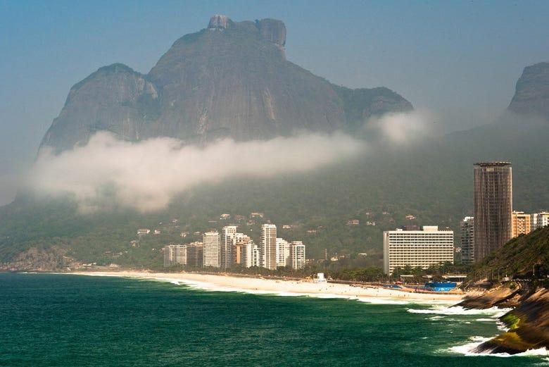 ,Tour por Río de Janeiro,Parque Nacional de Tijuca,Cristo Redentor
