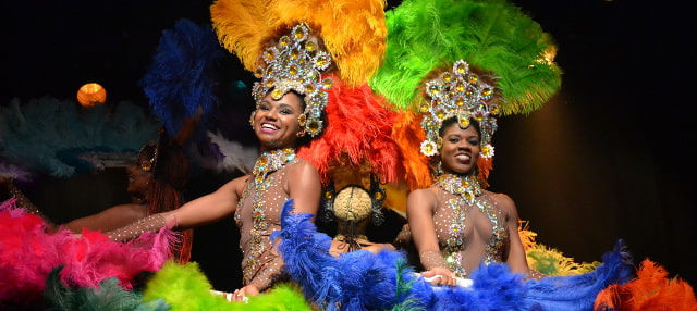 Ginga Tropical, espectáculo de danza brasileña