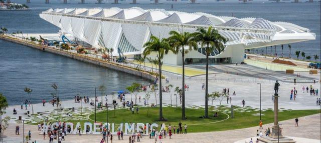 Tour por el Museo del Mañana + Boulevard Olímpico