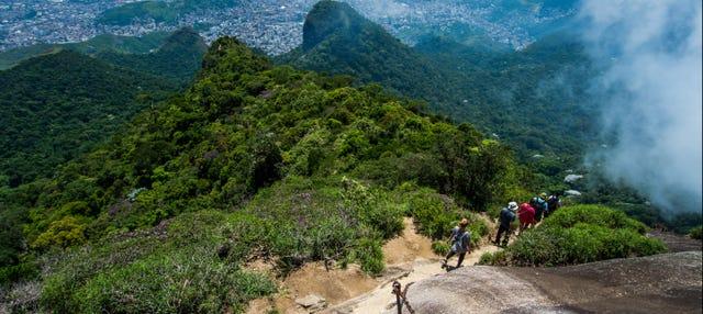 Senderismo por el Pico da Tijuca