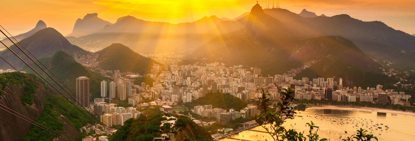 Sugarloaf Mountain and Rio Sunset Tour
