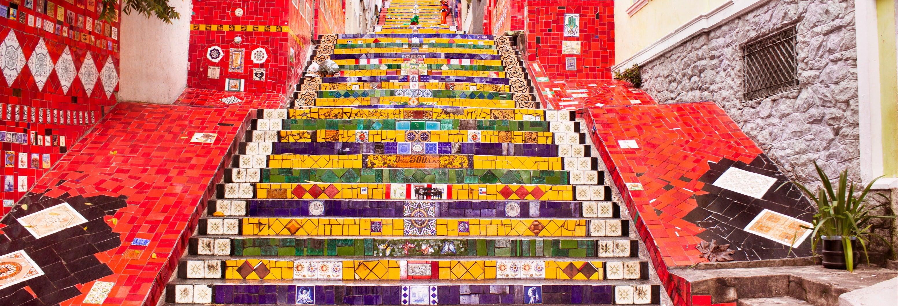 Visite à la découverte de Santa Teresa et du vieux Rio
