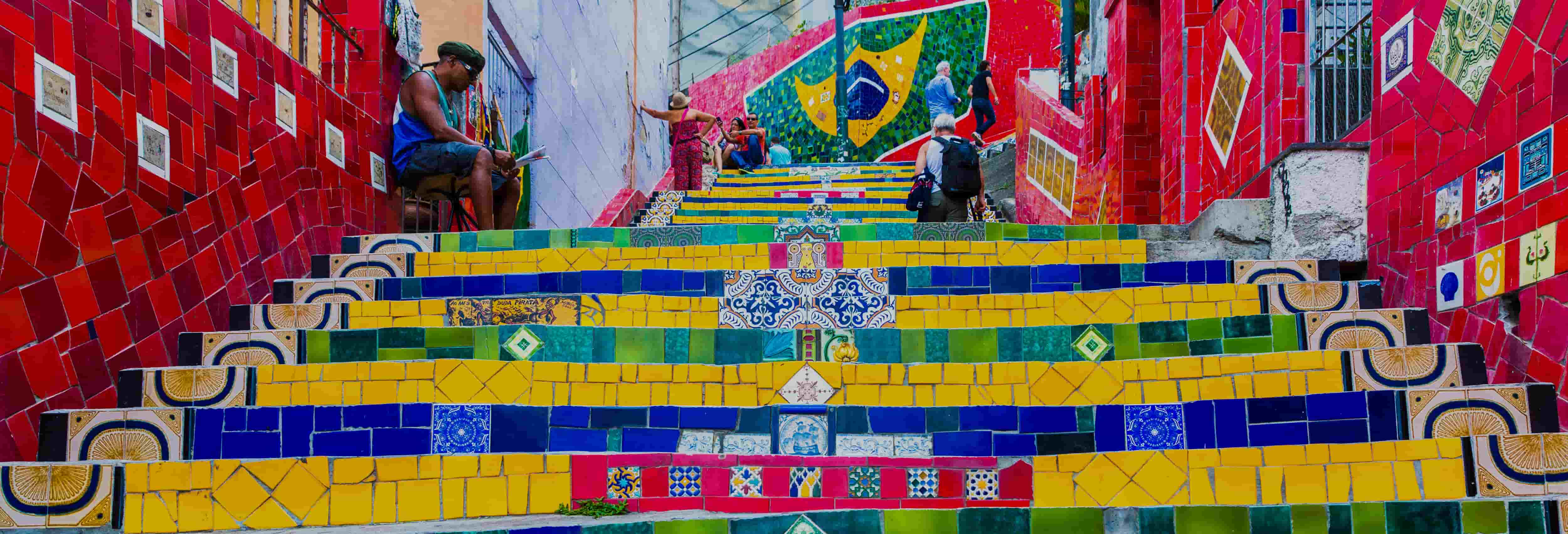 Santa Teresa and Historic Rio Tour