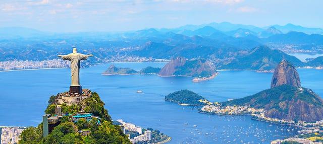Cristo Redentor en tren + Tour por Río